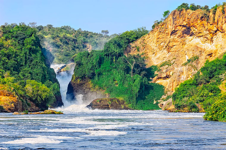 Gov't resurrects plans to build dam on Murchison Falls
