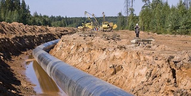 Oil pipeline compensation delayed