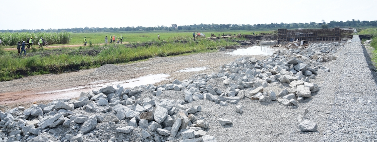 1,000 teens impregnated by road workers in Soroti